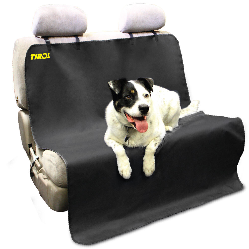 Pet Cat Dog Seat Cover Waterproof Mat Car Back Seat Cover