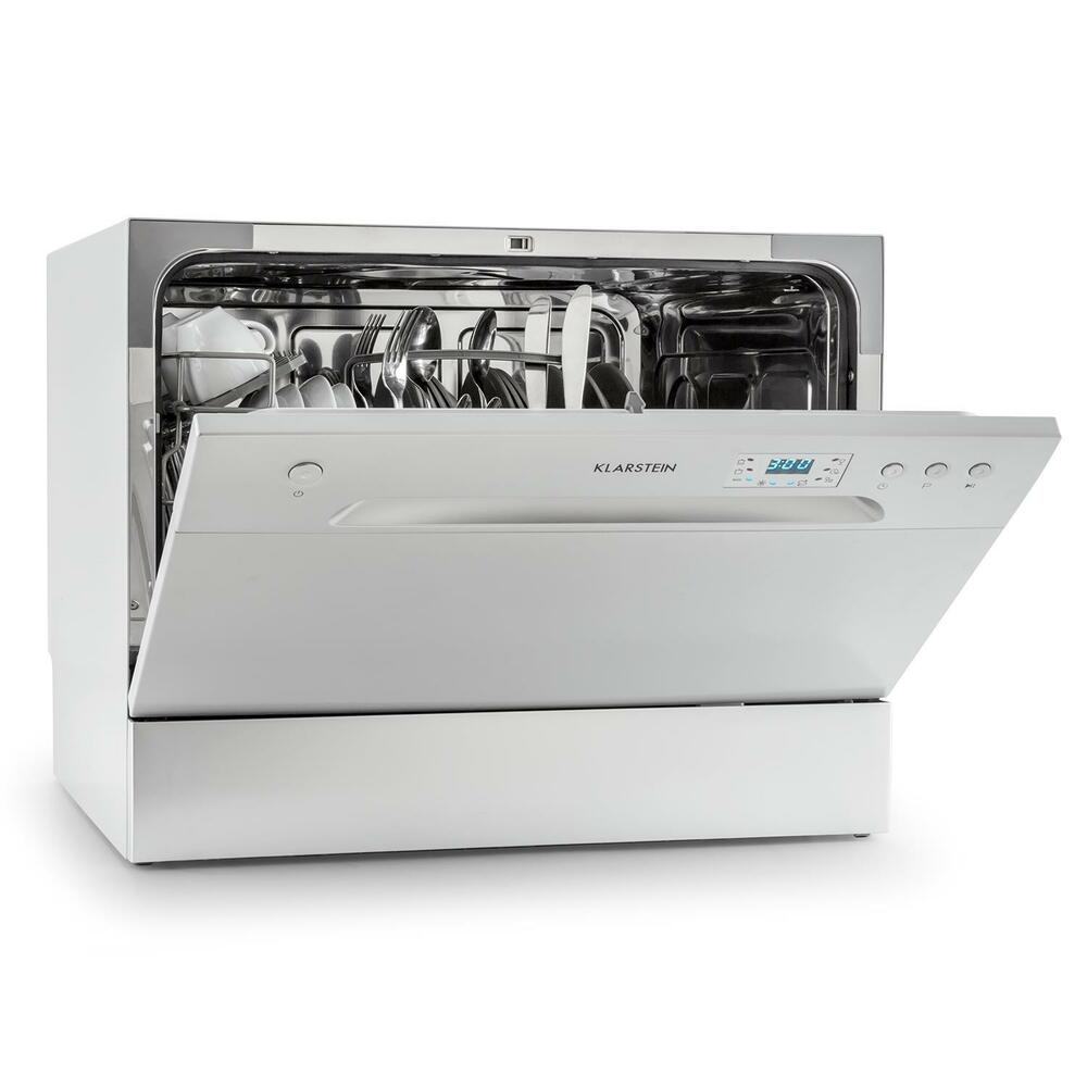 Energy efficient a 6 table dishwasher space saver small kitchen flat shop 1380w ebay - Dishwasher small space plan ...