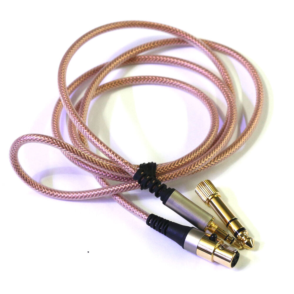 OFC Replacement upgrade Cable For AKG Q701 K702 K267 K712