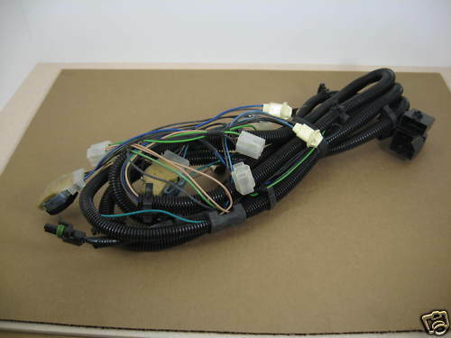 harness hei gm wiring diagram for 1980 gm wire harness, part number 12062061 | ebay