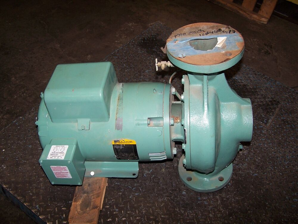 Dayton Circulator Pump : New taco quot circulator pump model ks  hp