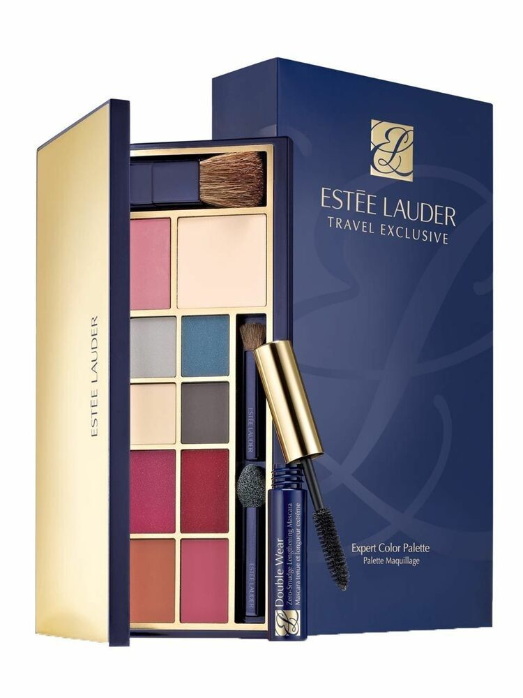 Estee Lauder Travel Exclusive Expert Color Palette New