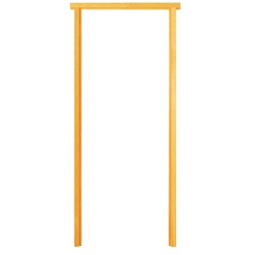 EXTERNAL DOOR FRAME Softwood Reversible Single Wood Timber No Cill Threshold