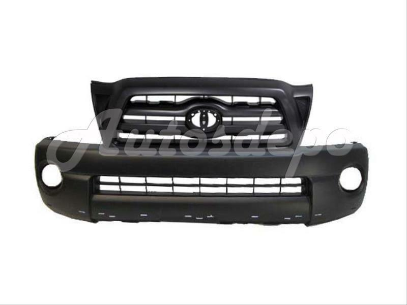 2005 2010 Toyota Tacoma X Runner Front Bumper Cover Grille