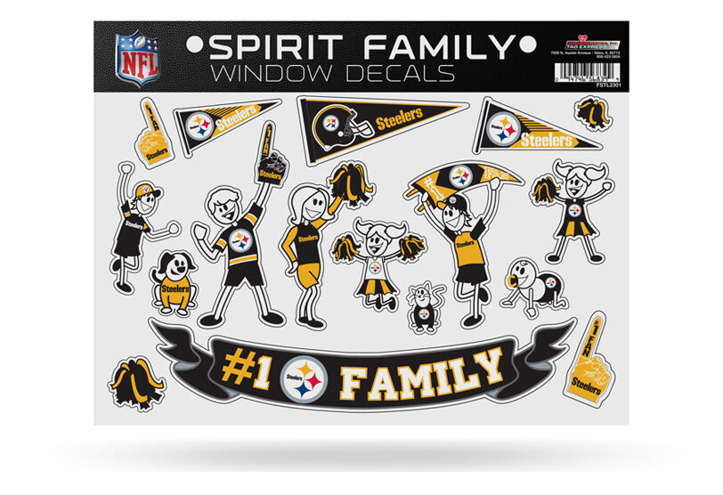 Spirit Family Window Decals Car Truck Vinyl New Kids Pets