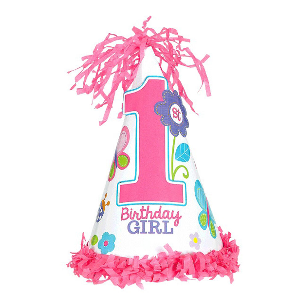 1st Birthday Decorations Girl Ebay Image Inspiration of Cake and