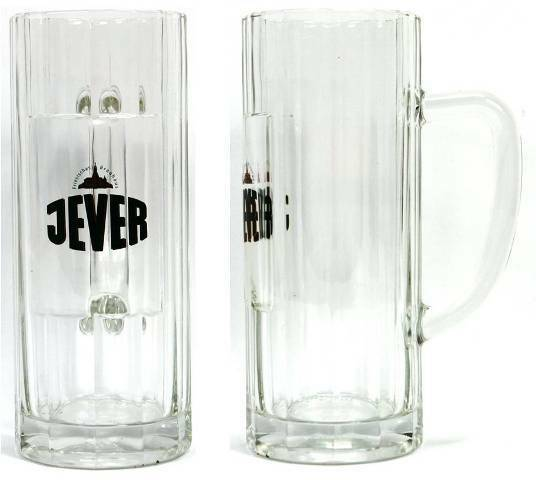 6x jever bierglas 0 5l bierhumpen biergl ser bierseidel bierkrug mp89 5 10 ebay. Black Bedroom Furniture Sets. Home Design Ideas