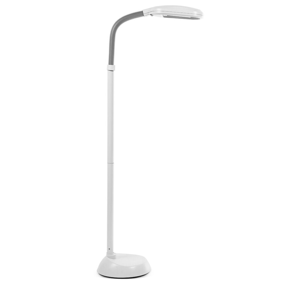 daylight energy saving 27w floor standing sad reading lamp. Black Bedroom Furniture Sets. Home Design Ideas