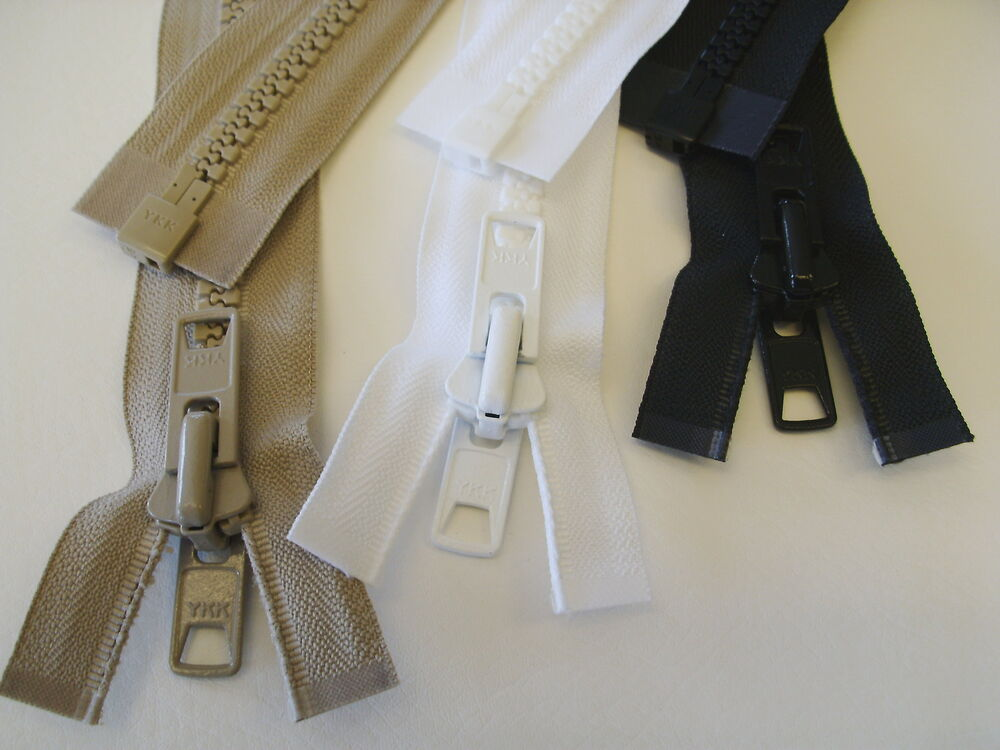 Zippers For Outdoor Use Boat Tops Tents Bags Jackets