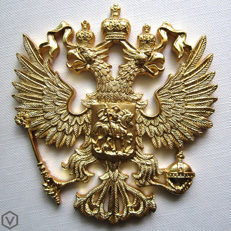 Russian Eagle Is 36