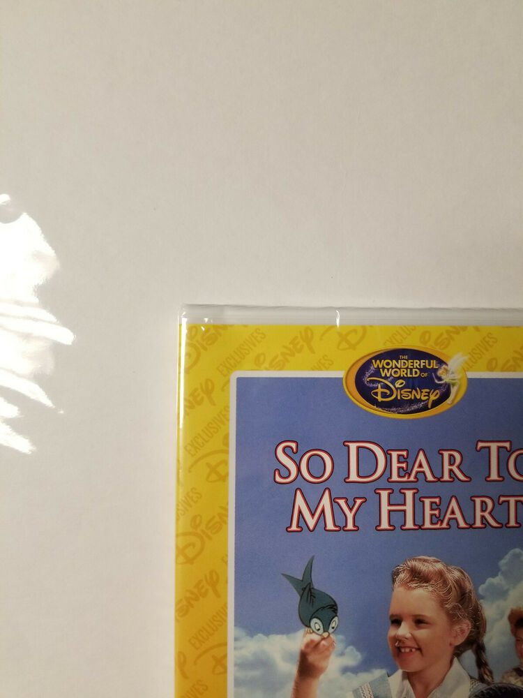wonderful world of disney so dear to my heart animated