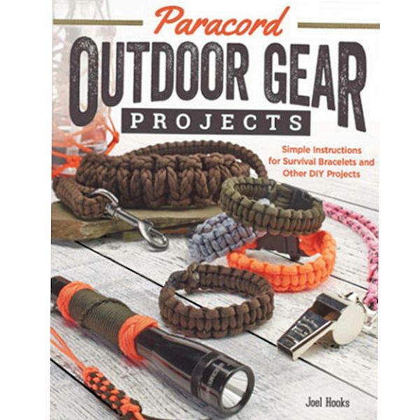 60 Easy Paracord Project Tutorials & Ideas