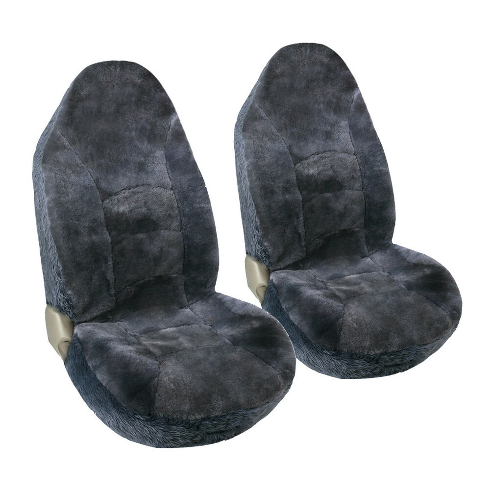 Universal Car Seat Cover Two High Back Australian