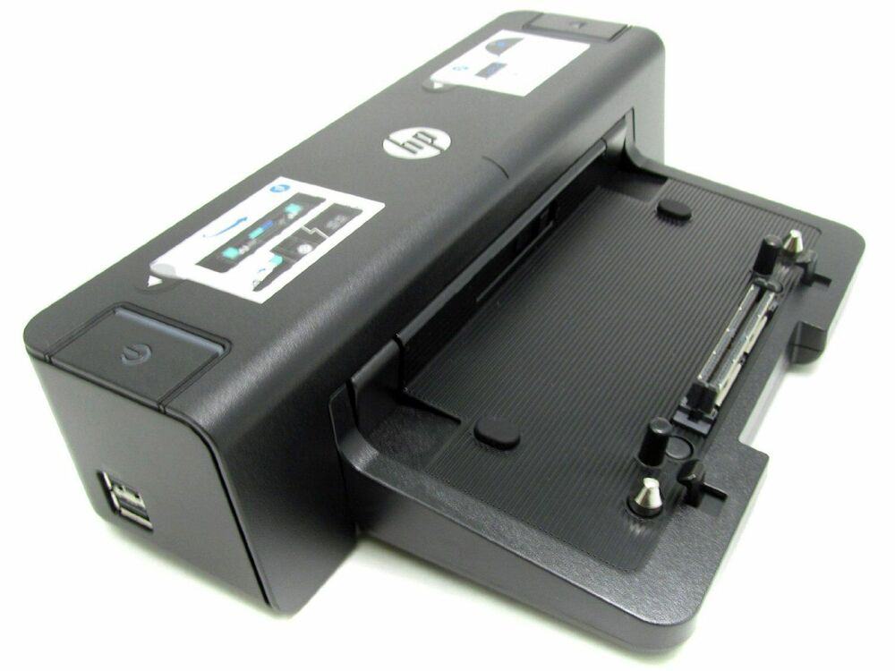 new genuine hp elitebook probook docking station port. Black Bedroom Furniture Sets. Home Design Ideas