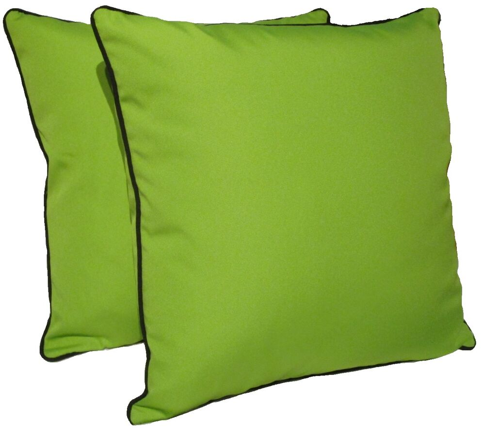 Outdoor Decorative Pillow Sets : D&M Polyester 18