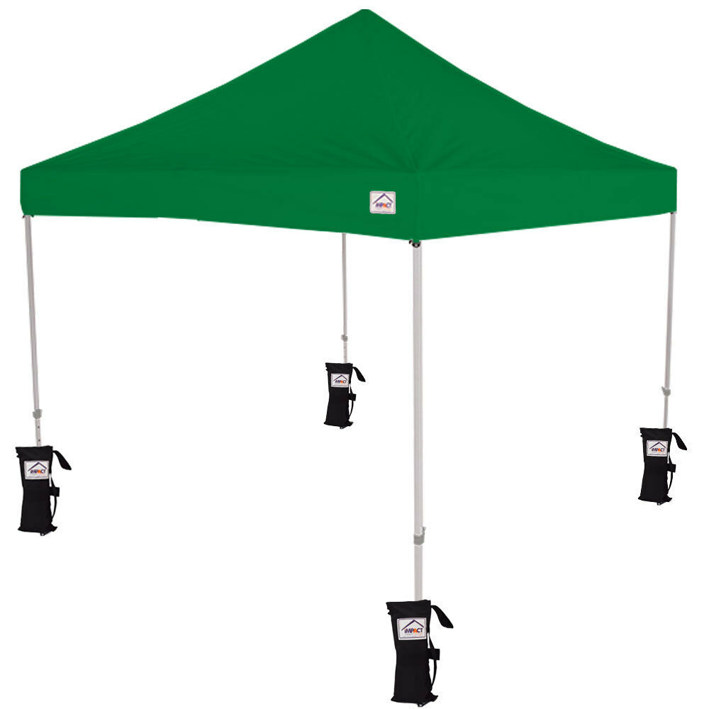 Ez Up Canopy 10x10 : Ez pop up canopy tent instant with