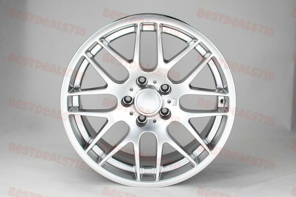 18 Quot Csl Style Staggered Rims Wheels Fits Bmw E36 E46 E90
