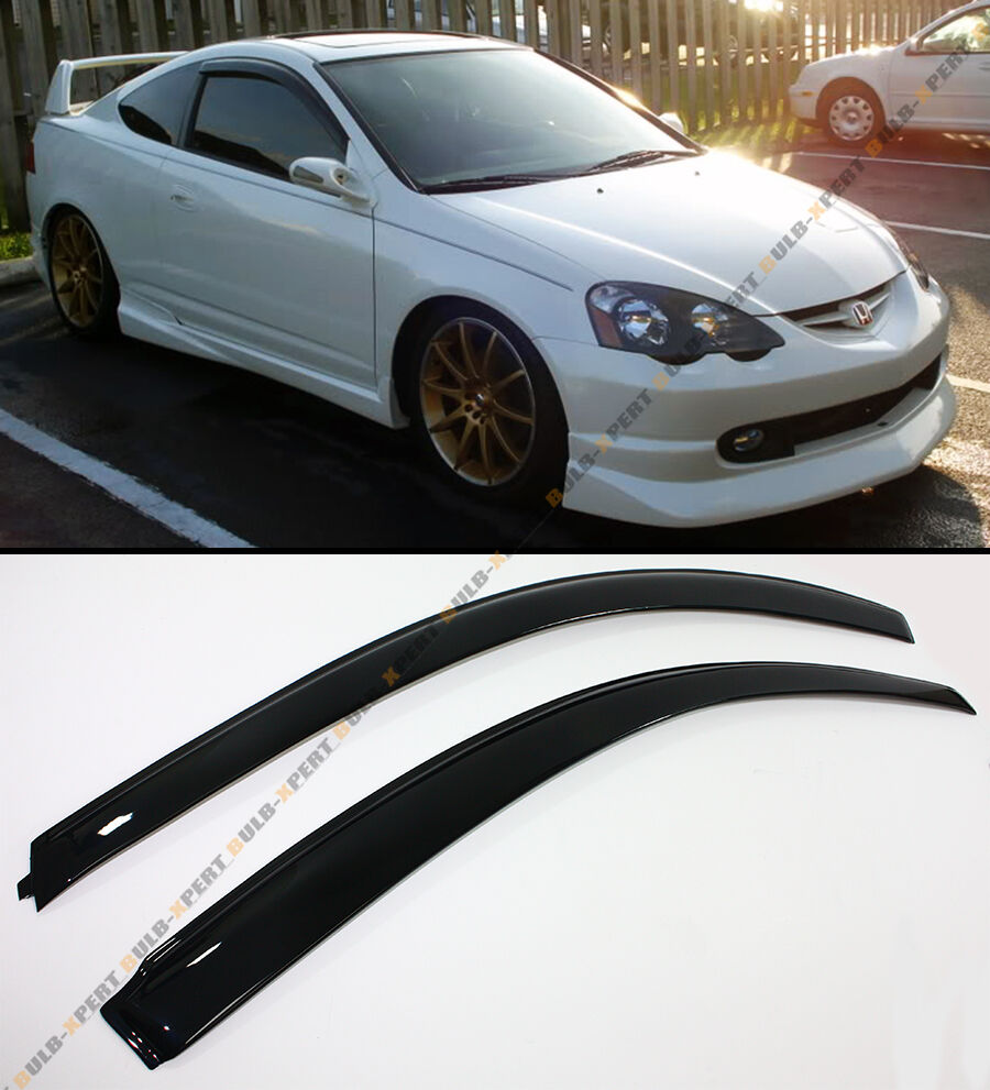 For 02-06 Acura RSX 2 Door Coupe DC5 Type-S JDM Style