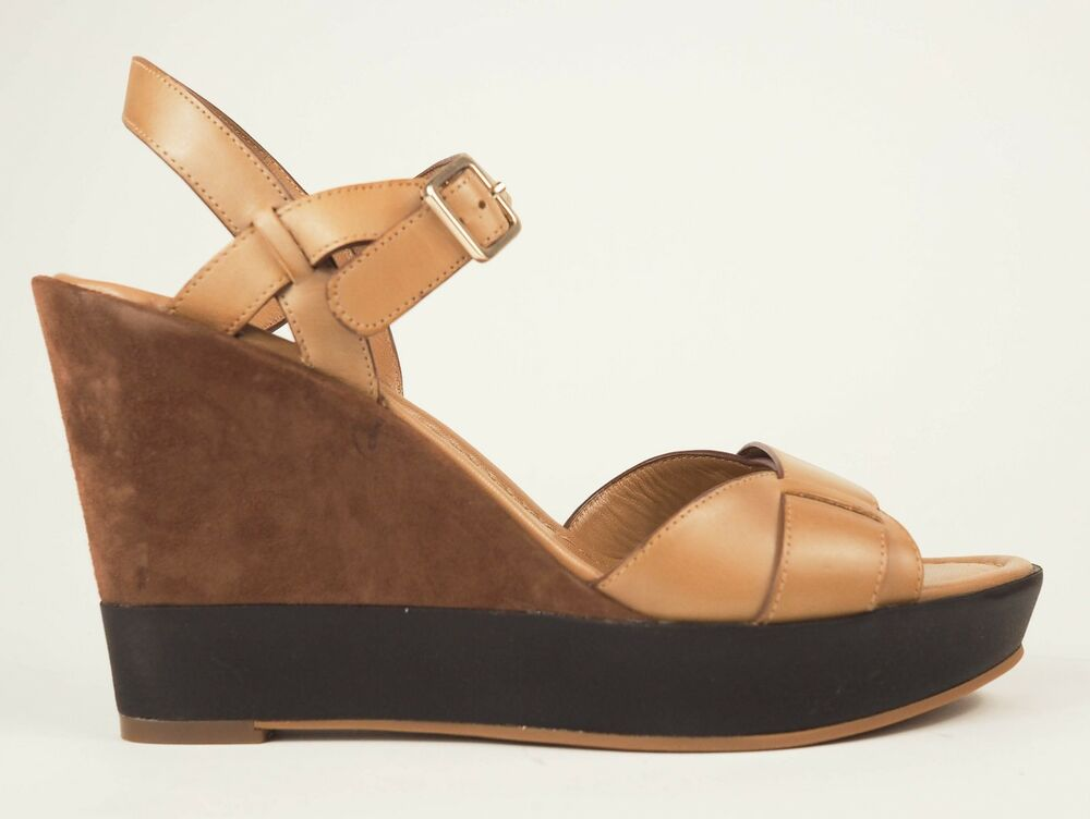 Cole Haan Brown Kahki Shoes