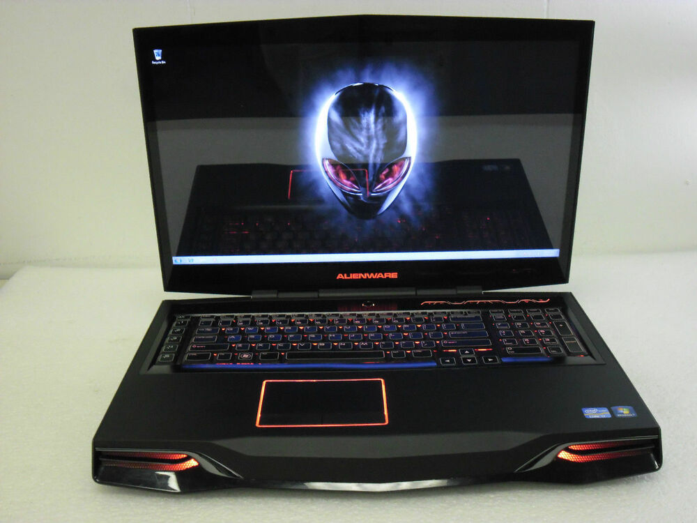 alienware m18x r2 gaming laptop upgraded 2 the max with 32gb ram 2tb ssd 5054292726204. Black Bedroom Furniture Sets. Home Design Ideas
