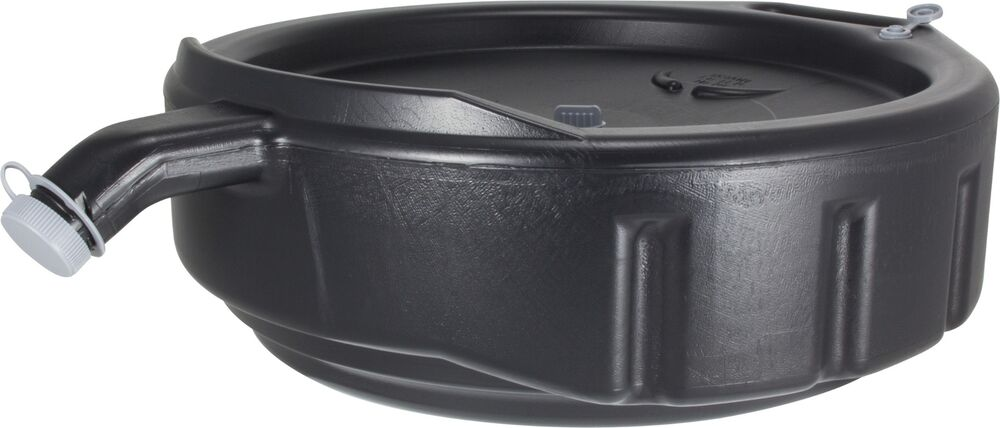 Oil Antifreeze Drain Pan Drain Sump Container 14 Litre