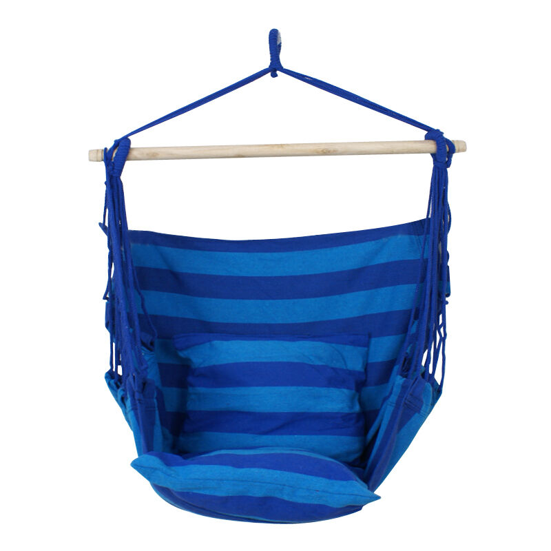 Hammock Cotton Polyester Hanging Rope Swing Seat Chair