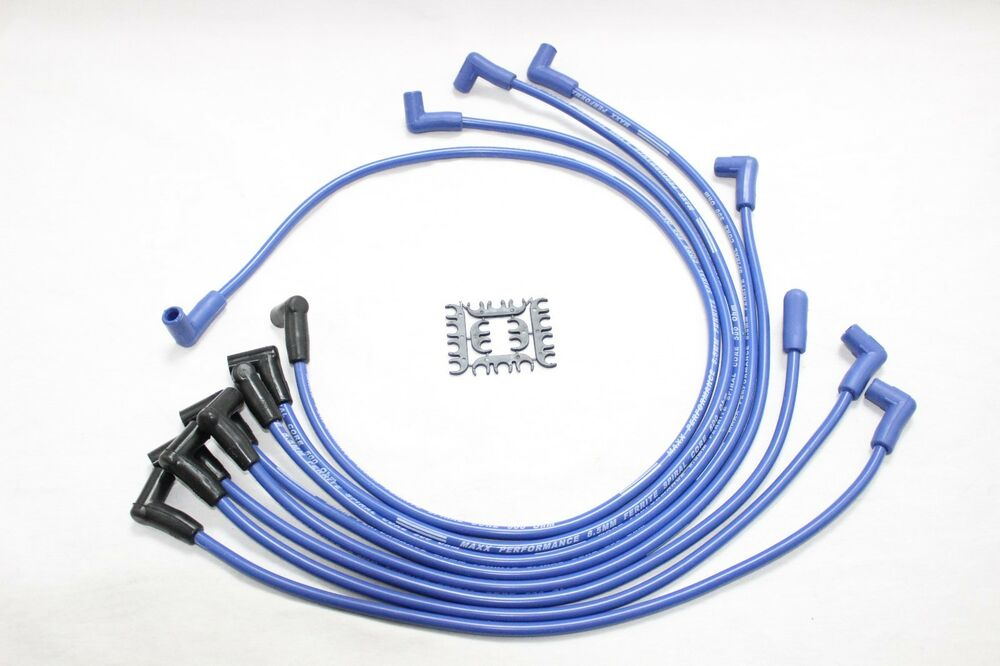 Maxx 508b 8 5mm Spark Plug Wires Small Block Chevy 283 307