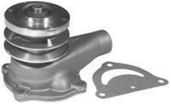 Ford 9n Hydraulic Pump : Ford n tractor water pump with pulley replaces