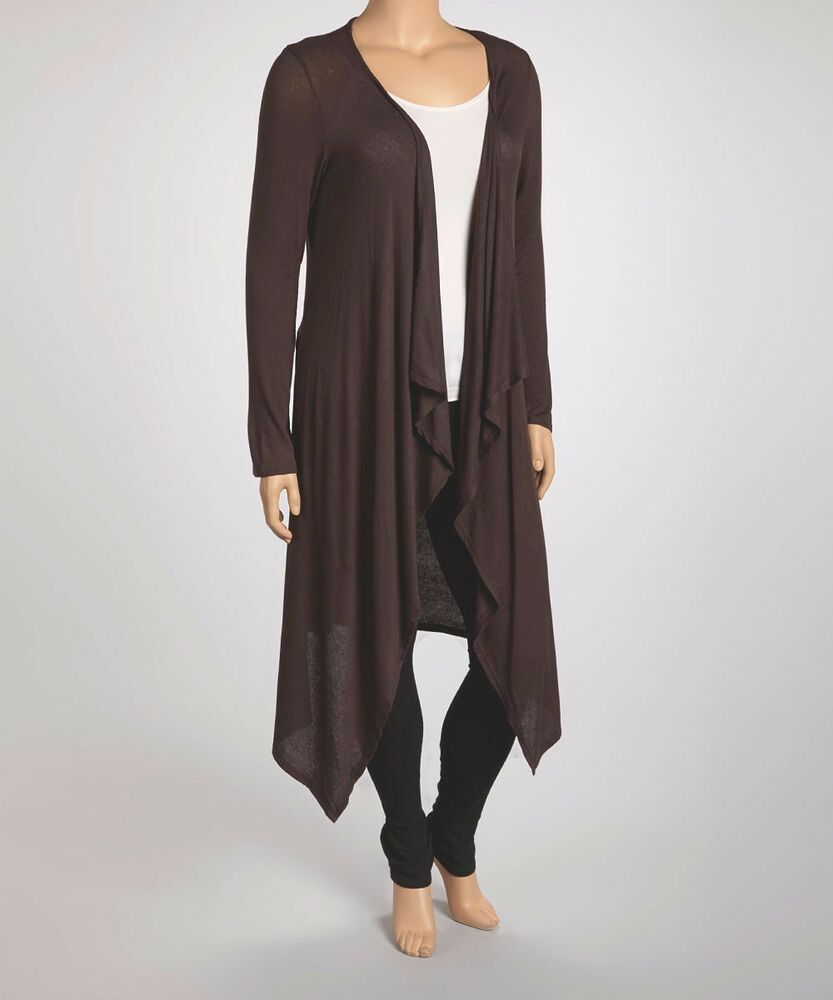 A brown cardigan sweater can be matched with a number of things. It depends on your personal style. The only thing you really need to watch out for when putting together an outfit with a brown cardigan sweater is the possible color clashing.