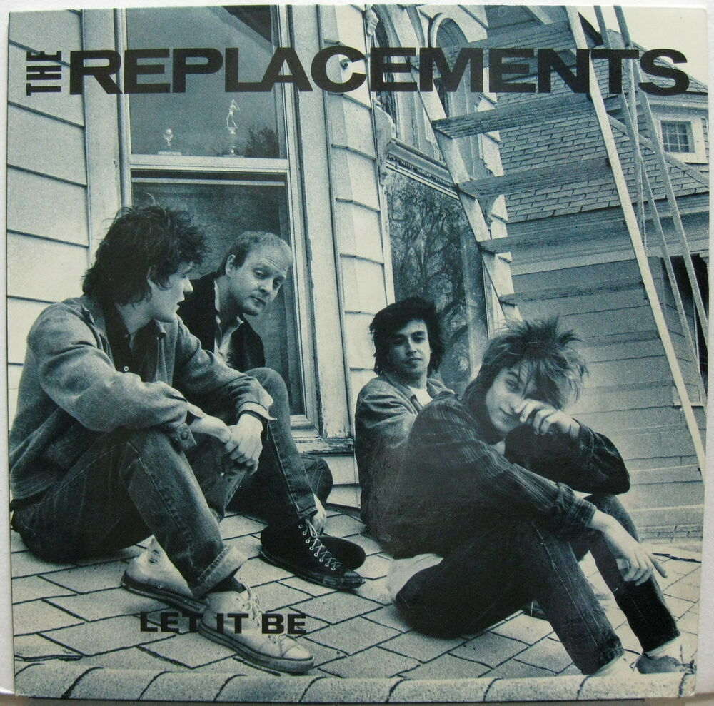 The Replacements Let It Be 1984 French Org Lp Twin Tone