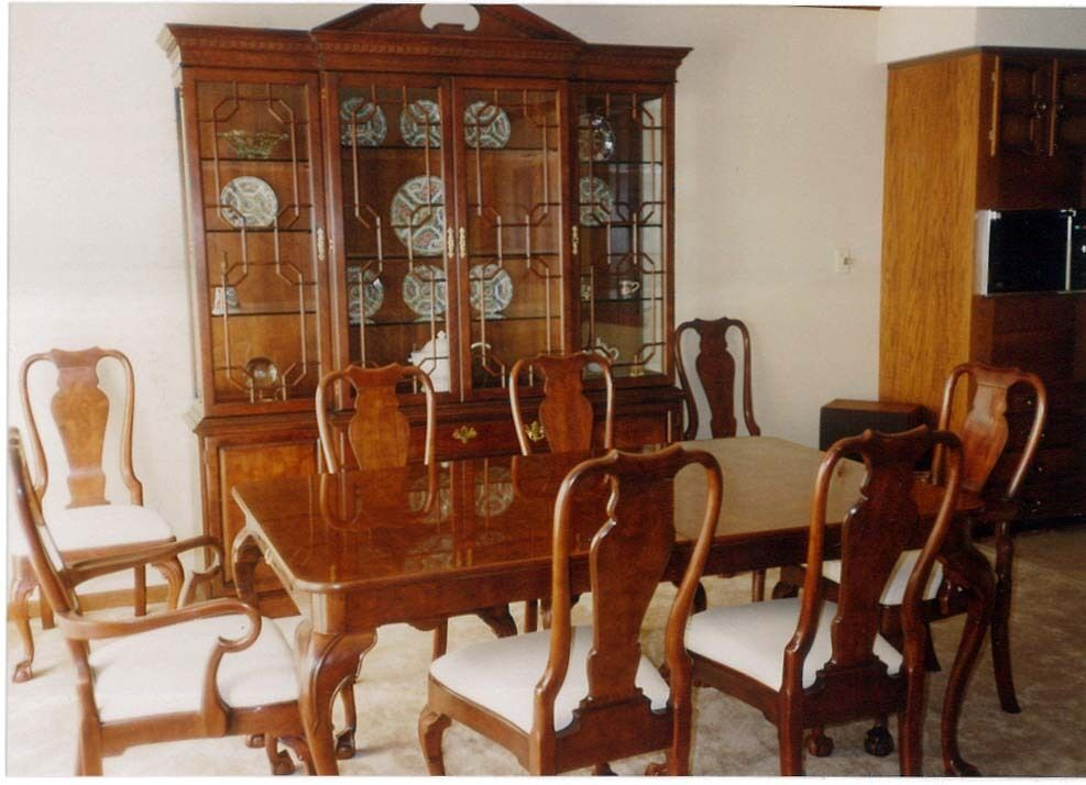 henredon dining room furniture set ebay
