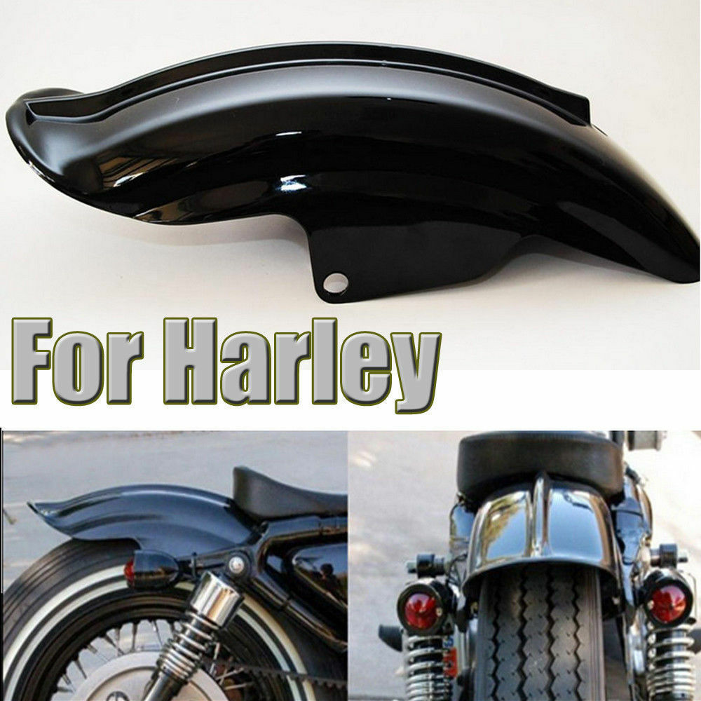 Motorcycle Rear Mudguard Fender Accessory For Bobber Racer
