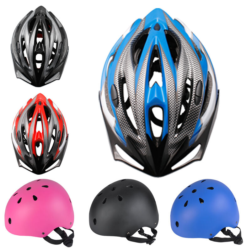 erwachsene kinder fahrradhelm mtb skateboard radhelm. Black Bedroom Furniture Sets. Home Design Ideas