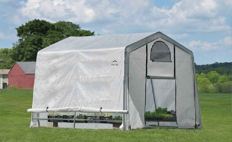 Cover It Shelters : Shelterlogic replacement cover kit