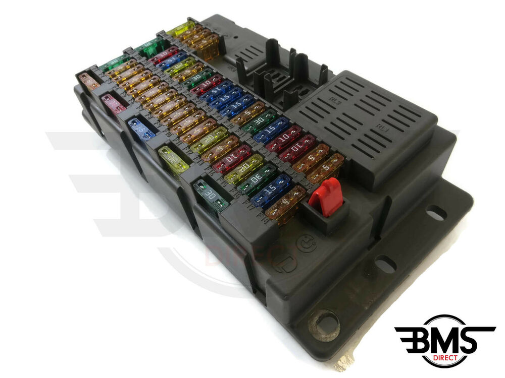 Mini Cooper D Fuse Box : Bmw mini one cooper s d fuse box r ebay