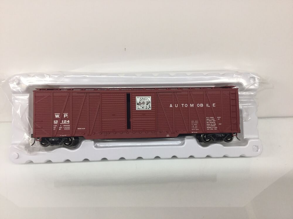 Atlas o scale 2 rail western pacific 50 39 single sheathed for 2 1 2 box auto