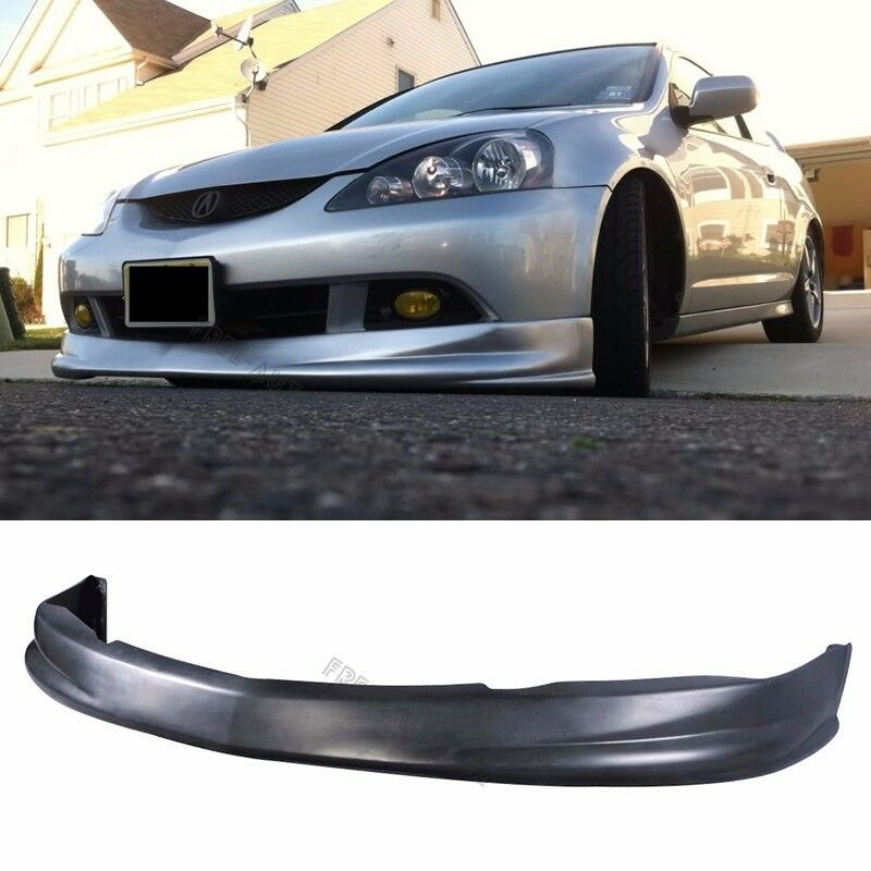 Fit For 2005 2006 Acura RSX Coupe Front Bumper Lip PU