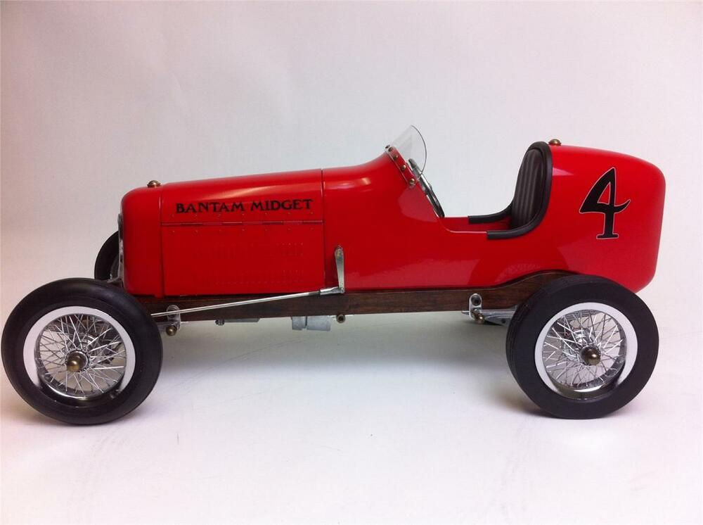 Model midget race car