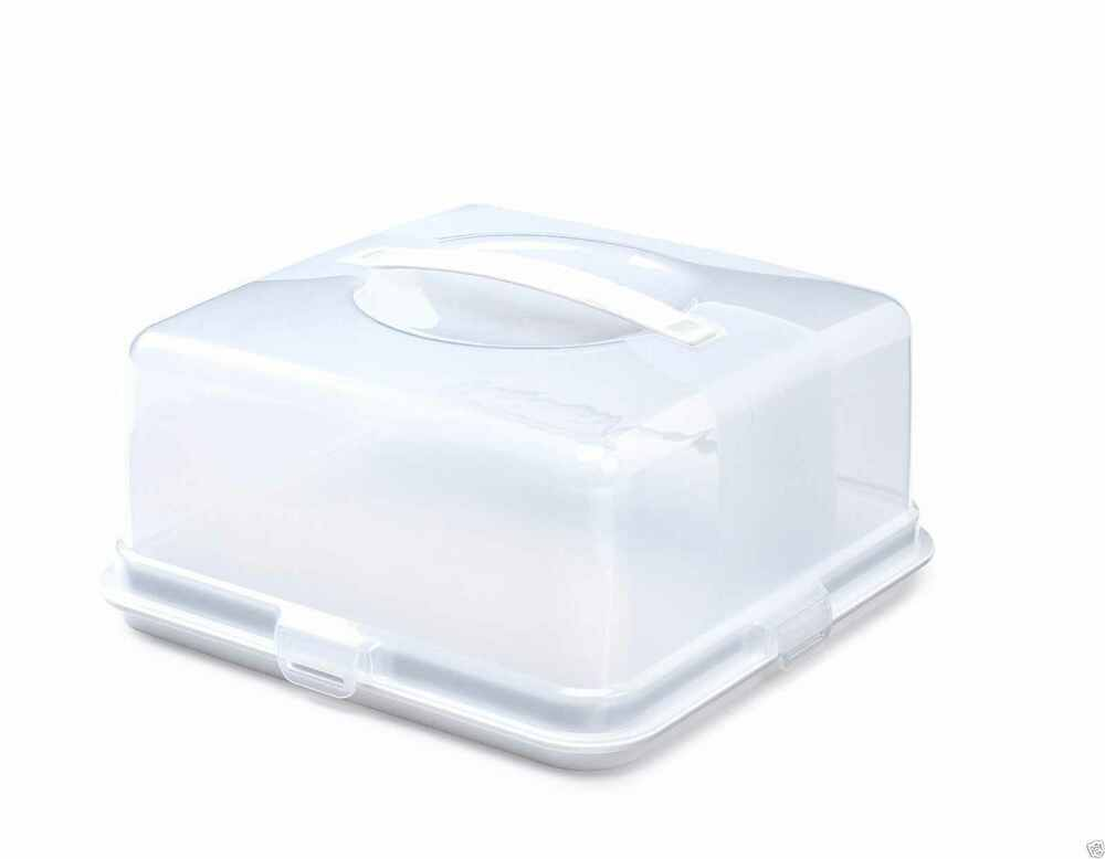 Airtight Cake Storage Box