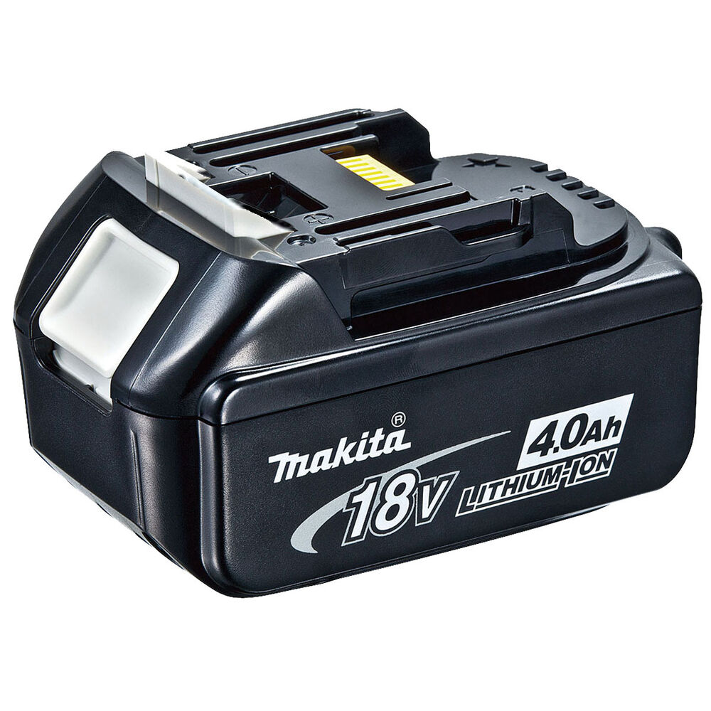 Makita 18v lxt lithium ion bl1840 genuine battery 4 0ah - Batterie makita 18v ...