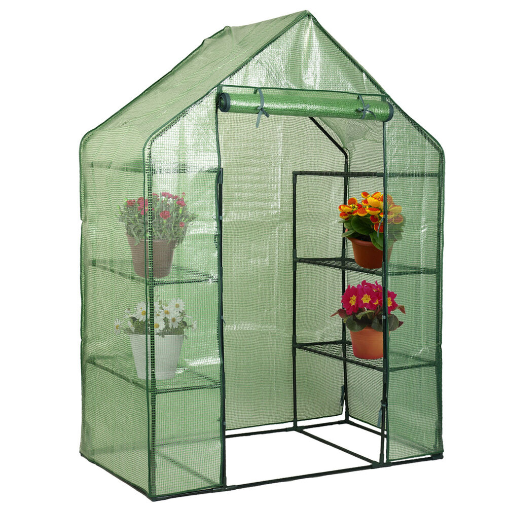 how to build a mini greenhouse cheap