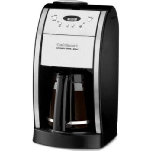 Cuisinart Coffee Maker Auto On Not Working : Cuisinart DGB-550BK Grind and Brew Thermal 12-Cup Automatic Coffeemaker 86279021915 eBay