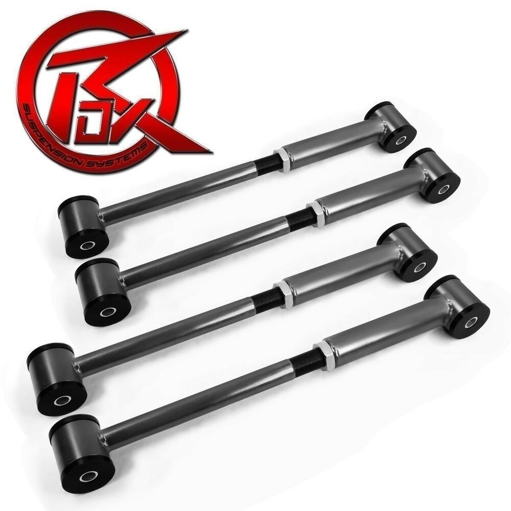 Rough Country 346 23 Ram 2500 3500 Suspension Lift Kit 5: 94-01 Ram 1500 Front UPPER + LOWER Adjustable HD Control