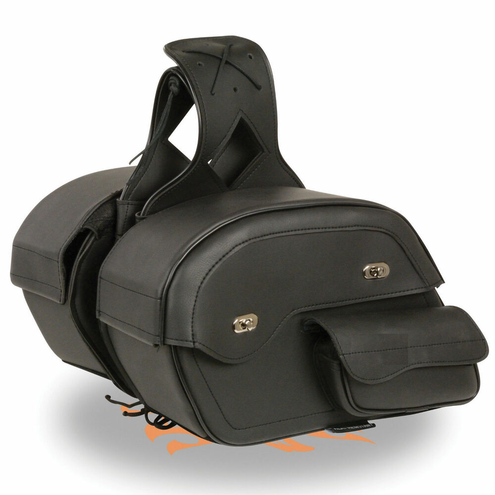 16 w motorcycle waterproof saddlebags w gun holster for for Motor cycle saddle bags