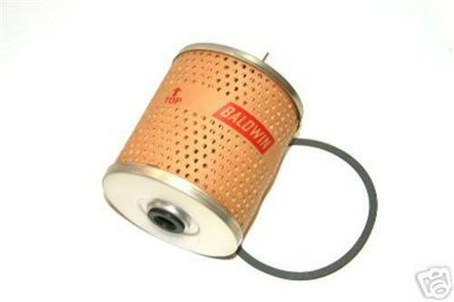 Ford 8n Tractor Oil Filter : Ford n tractor engine oil filter cartridge replaces