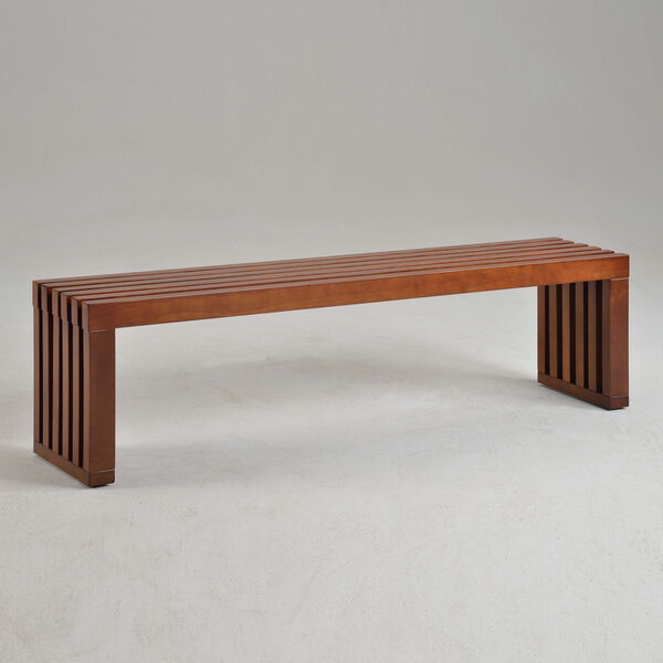 Contemporary wood bench dining room furniture wooden Wooden hallway furniture