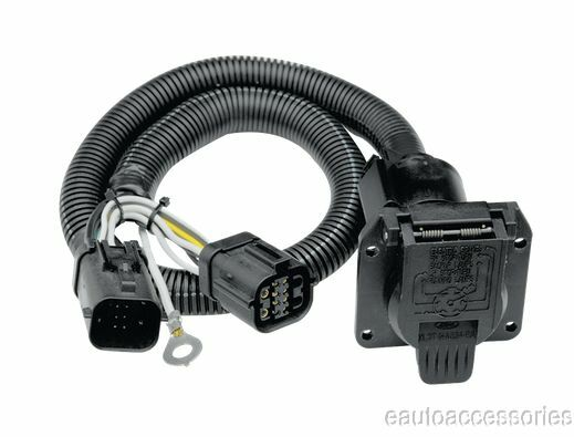 1999 ford f 250 wiring harness diagram ford f 250 wiring harness repair kits tow ready 118242 replacement tow package wiring harness ...