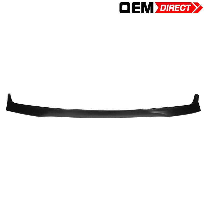 07 08 fits infiniti g35 09 g37 4dr sedan rally ra style front bumper lip ebay. Black Bedroom Furniture Sets. Home Design Ideas