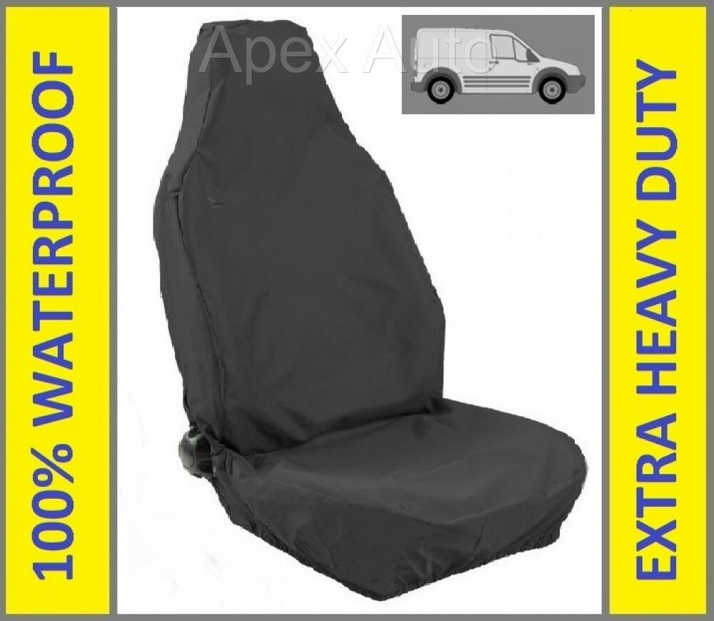 1 X Ford Transit Connect Custom Waterproof Front Seat