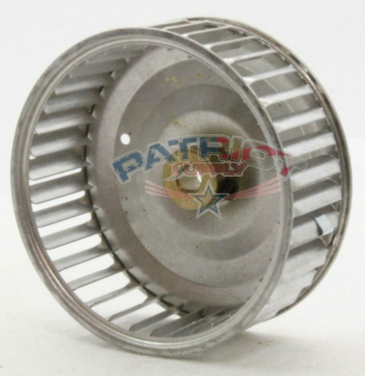 Industrial Blower Wheels : Field controls replacement blower wheel for swg